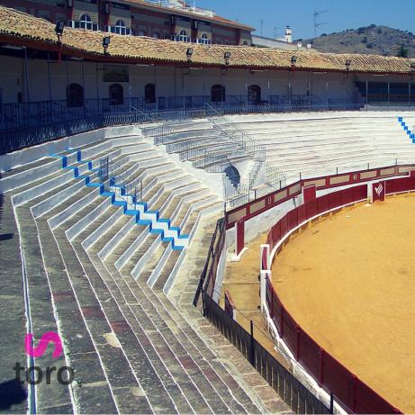 Cabra. Plaza de toros