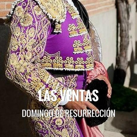 Entradas Toros Madrid - Domingo de resurrección | Servitoro.com
