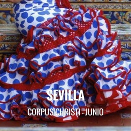 Bullfight ticket Sevilla – Junio