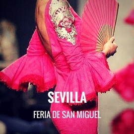 Bullfight tickets Sevilla – San Miguel festivities