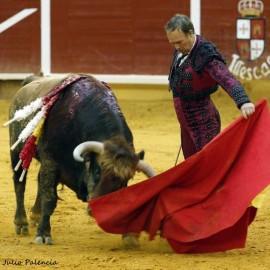 Pepe Luis Vazquez bullfighter
