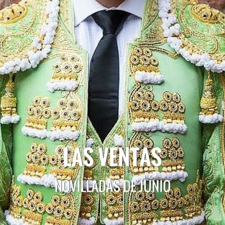 Entradas Toros Madrid - Las ventas Junio   Servitoro.com