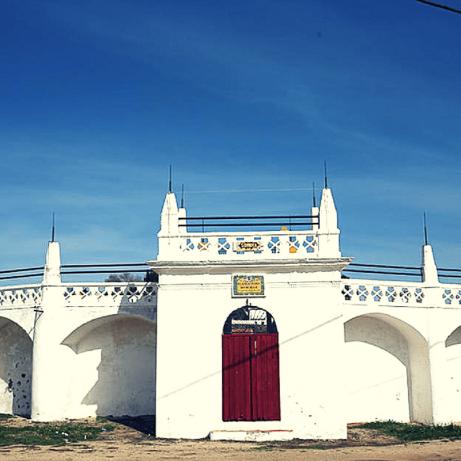 Cazalla de la Sierra. Plaza de toros