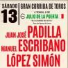 13/05 Osuna (19:00) Toros