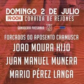 02/07 Teruel (19:00) Rejones
