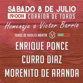 08/07 Teruel (19:00) Toros