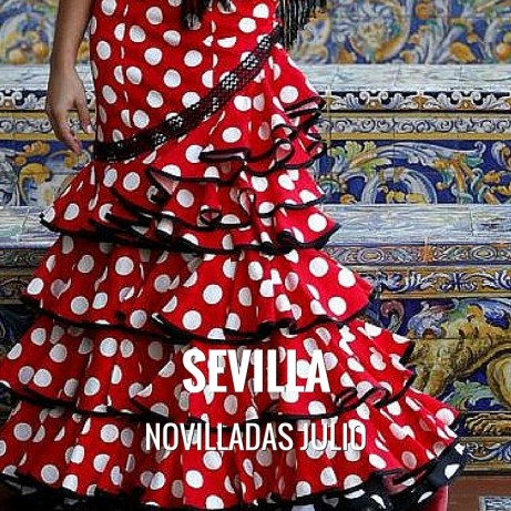 Entradas Toros Sevilla - Feria Sevilla Julio | Servitoro.com