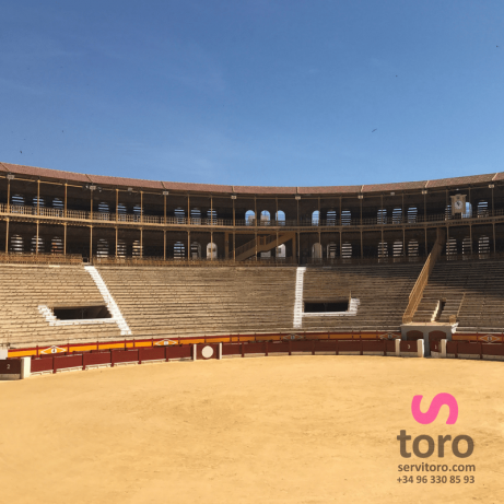 Alicante. Plaza de toros