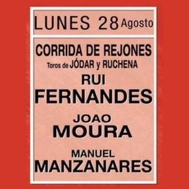 28/08 San Seb. Reyes (19:00) Rejones