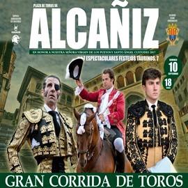 10/09 Alcañiz (18:00) Toros