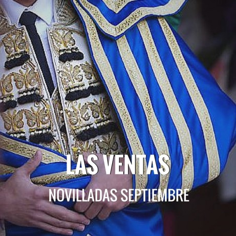 Bullfight ticket Madrid – Feria de Septiembre | Servitoro.com