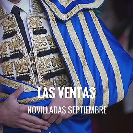Entradas Toros Madrid - Feria de Septiembre | Servitoro.com