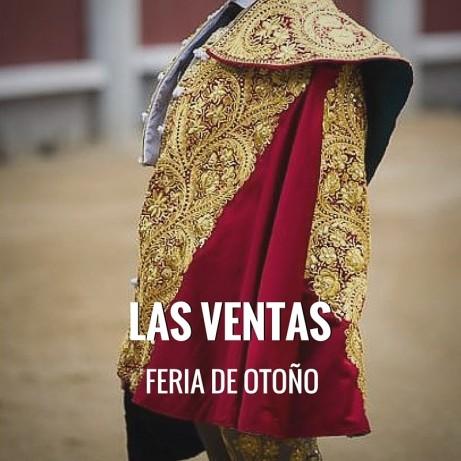 Entradas Toros Madrid - Feria de Otoño | Servitoro.com
