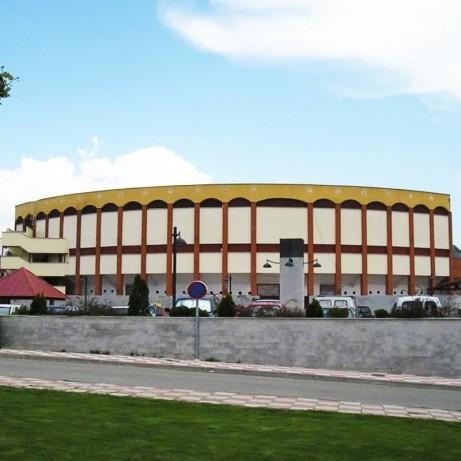 San Martin de Valdeiglesias, Bullring