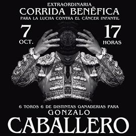 07/10 Torrejón Ardoz (17:00) Corrida Benéfica