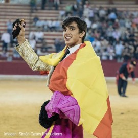 Ángel Téllez bullfighter
