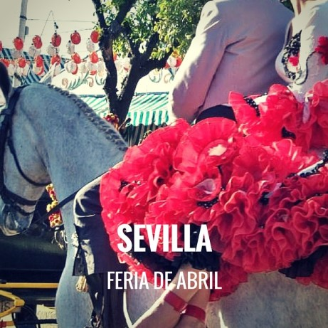 Entrada Toros Sevilla - Feria de Abril