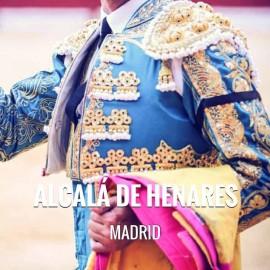 Entradas Toros Alcalá de Henares - Festejo Taurino