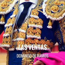 Entradas Toros Madrid - Domingo de Ramos
