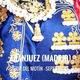 Bullfight ticket Aranjuez – Feria taurina del Motin