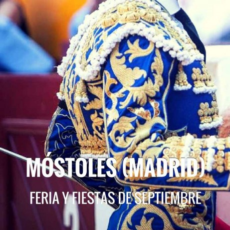 Bullfight tickets Móstoles – Feria de Nuestra Señora de los Santos