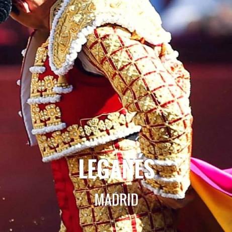 Bullfight tickets Leganés - Bullfighting festival