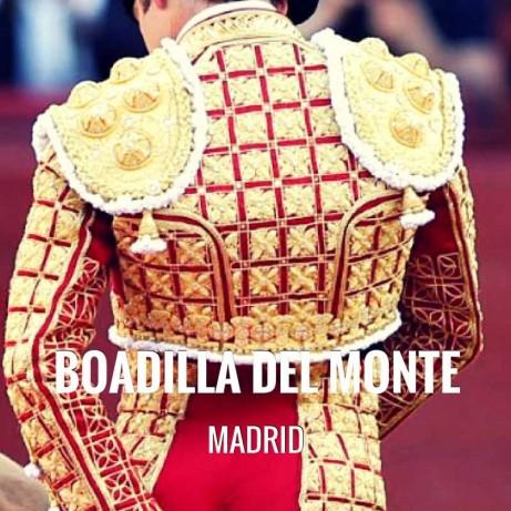 Bullfight tickets Boadilla del Monte – Virgen del Rosario Festival| Servitoro.com