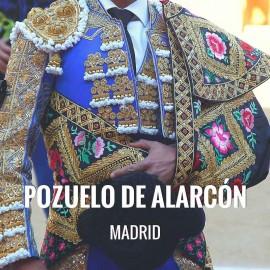 Bullfight tickets Pozuelo de Alarcón – Feria de Ntra. Sra. de la Consolación