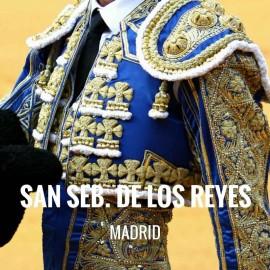 Entradas Toros San Sebastián de los Reyes - Fiestas en honor al Cristo de los Remedios