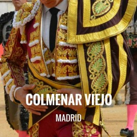 Bullfight tickets Colmenar Viejo – Virgen de los Remedios Festivities