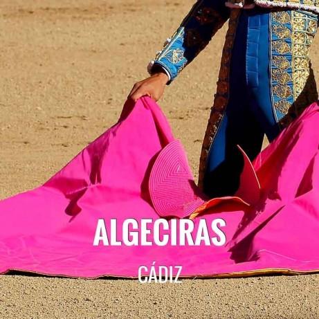 Bullfight tickets Algeciras - Real Feria