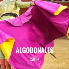 Bullfight tickets Algodonales - Festivities 2018