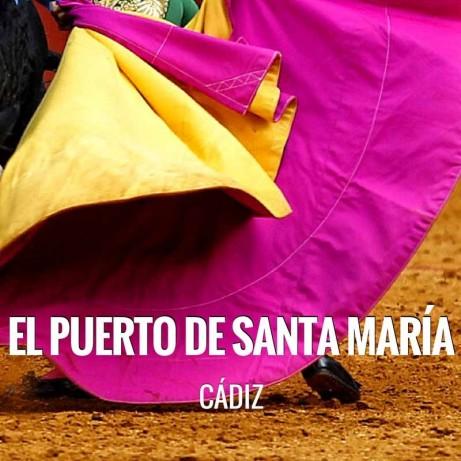 Entradas Toros El Puerto de Santa María - Temporada Taurina del Verano