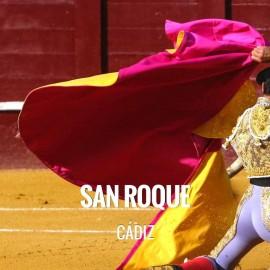 Entradas toros San Roque - Feria Taurina