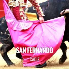 Entradas Toros San Fernando - Feria Taurina del Carmen y de la Sal