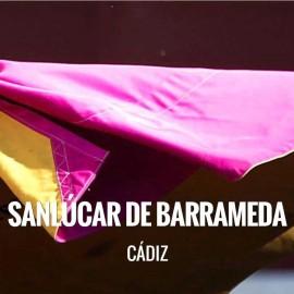 Entradas Toros Sanlúcar - Feria de la Manzanilla