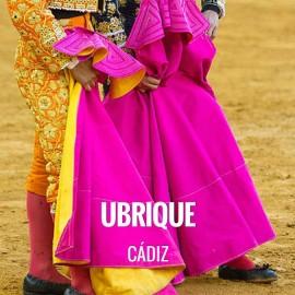Entradas Toros Ubrique - Feria y Fiestas de Ubrique