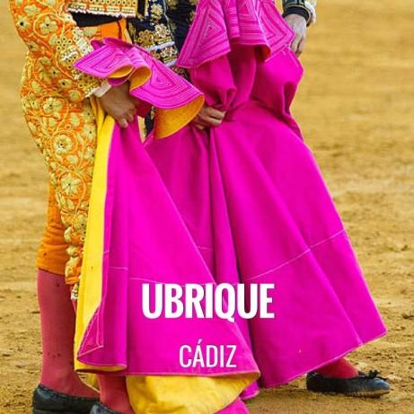 Bullfight tickets Ubrique – Ubrique Festivities