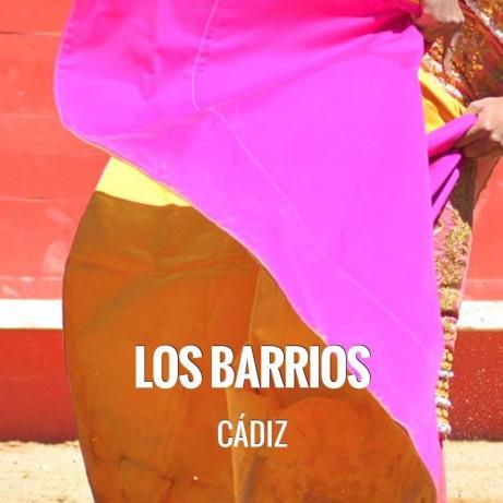 Entradas toros Los Barrios - Festejo Taurino