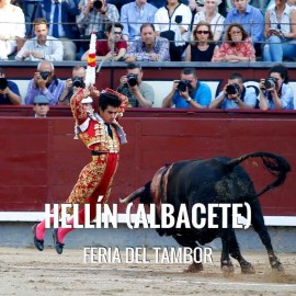 Bullfight tickets Hellín – Feria del Tambor