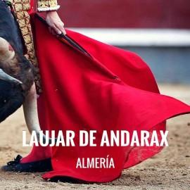 Entradas Toros Laujar de Andarax - Feria Taurina 2018