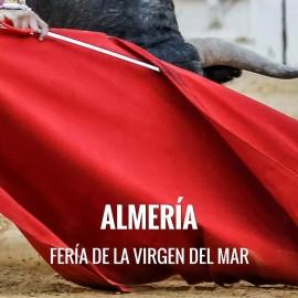 Bullfight tickets Almería – Feria de Almería