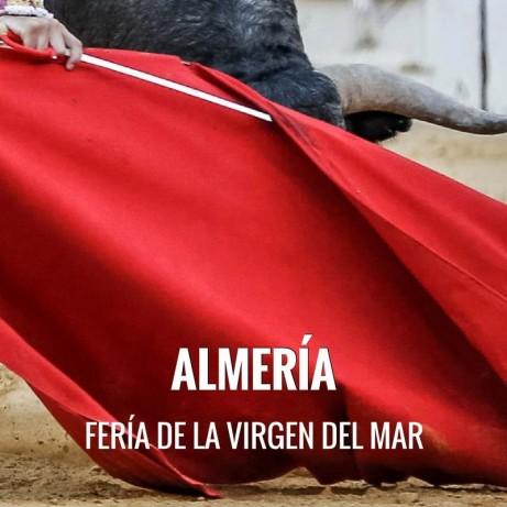 Entradas Toros Almería - Feria de Almería