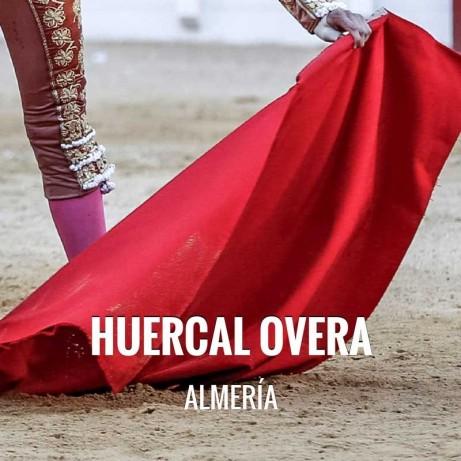 Entradas Toros Huercal Overa - Feria Taurina
