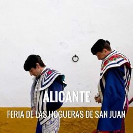 Entradas Toros Alicante - Feria de las Hogueras