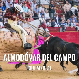 Bullfight tickets Almodovar del Campo - Bullfighting Fair