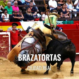 Entradas toros Brazatortas - Fiestas Patronales en honor al Cristo de Orense.