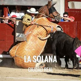 Bullfight tickets La Solana - Bullfighting Festivities