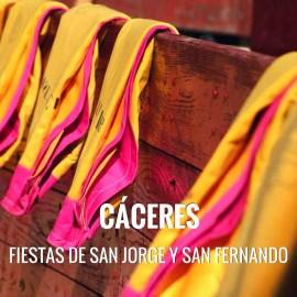 Entradas Toros Cáceres - Fiestas de San Fernando y San Jorge
