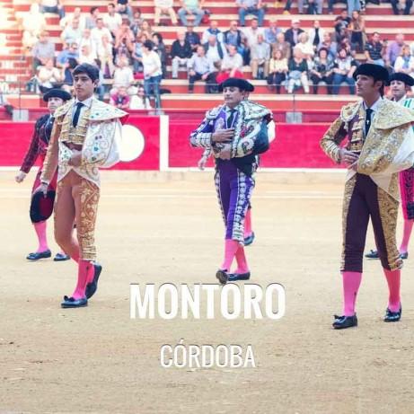 Bullfight Tickets Montoro - Ntra Señora del Rosario Festivities